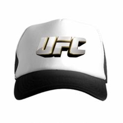 Кепка-тракер UFC 3D