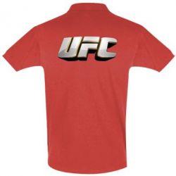 Футболка Поло UFC 3D - FatLine