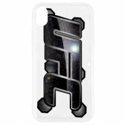 Чехол для iPhone XR UFC Art