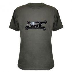 Камуфляжная футболка UFC Art - FatLine