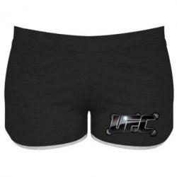 Женские шорты UFC Art - FatLine
