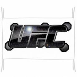 Флаг UFC Art