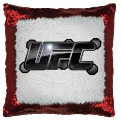 Подушка-хамелеон UFC Art