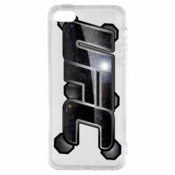 Чехол для iPhone5/5S/SE UFC Art