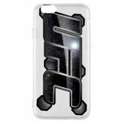 Чехол для iPhone 6/6S UFC Art