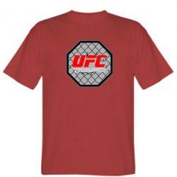 Мужская футболка UFC Cage - FatLine
