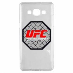 Чехол для Samsung A5 2015 UFC Cage