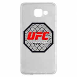 Чехол для Samsung A5 2016 UFC Cage