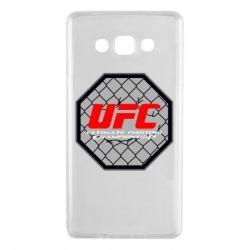 Чехол для Samsung A7 2015 UFC Cage