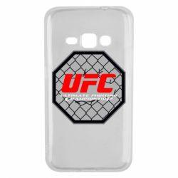 Чехол для Samsung J1 2016 UFC Cage