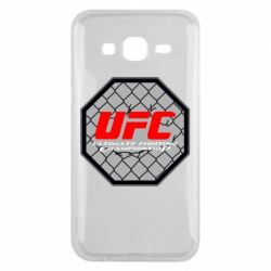 Чехол для Samsung J5 2015 UFC Cage