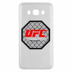 Чехол для Samsung J5 2016 UFC Cage