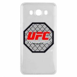 Чехол для Samsung J7 2016 UFC Cage
