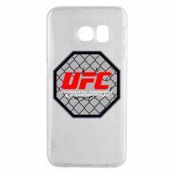 Чехол для Samsung S6 EDGE UFC Cage