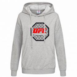 Женская толстовка UFC Cage - FatLine