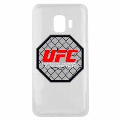 Чехол для Samsung J2 Core UFC Cage