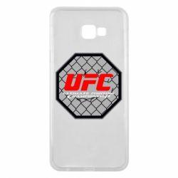 Чехол для Samsung J4 Plus 2018 UFC Cage