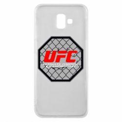 Чехол для Samsung J6 Plus 2018 UFC Cage