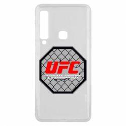 Чехол для Samsung A9 2018 UFC Cage