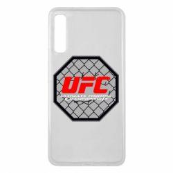 Чехол для Samsung A7 2018 UFC Cage