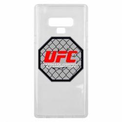 Чехол для Samsung Note 9 UFC Cage