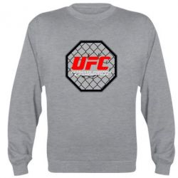 Реглан (свитшот) UFC Cage - FatLine