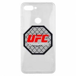 Чехол для Xiaomi Mi8 Lite UFC Cage