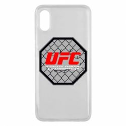 Чехол для Xiaomi Mi8 Pro UFC Cage