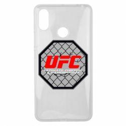 Чехол для Xiaomi Mi Max 3 UFC Cage