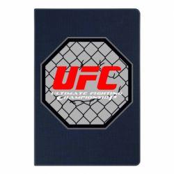 Блокнот А5 UFC Cage