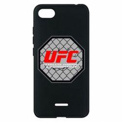 Чехол для Xiaomi Redmi 6A UFC Cage