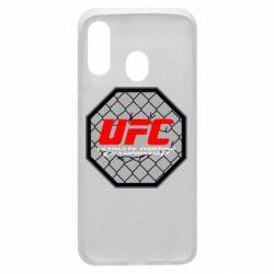 Чехол для Samsung A40 UFC Cage