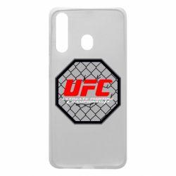 Чехол для Samsung A60 UFC Cage