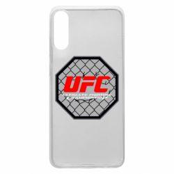 Чехол для Samsung A70 UFC Cage