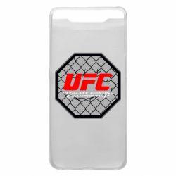 Чехол для Samsung A80 UFC Cage