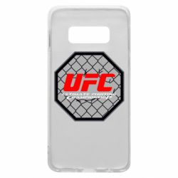 Чехол для Samsung S10e UFC Cage