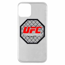 Чехол для iPhone 11 UFC Cage