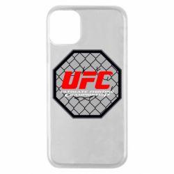 Чехол для iPhone 11 Pro UFC Cage