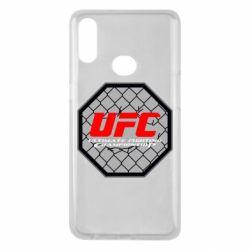 Чехол для Samsung A10s UFC Cage