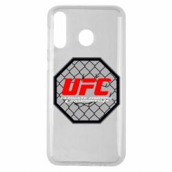 Чехол для Samsung M30 UFC Cage