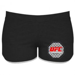 Женские шорты UFC Cage - FatLine