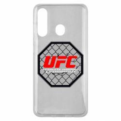Чехол для Samsung M40 UFC Cage