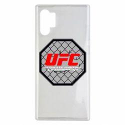 Чехол для Samsung Note 10 Plus UFC Cage