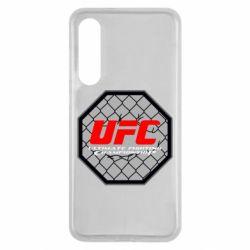 Чехол для Xiaomi Mi9 SE UFC Cage
