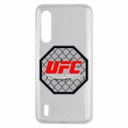 Чехол для Xiaomi Mi9 Lite UFC Cage