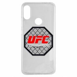 Чехол для Xiaomi Redmi Note 7 UFC Cage