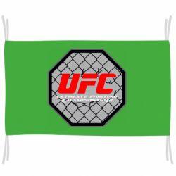 Флаг UFC Cage