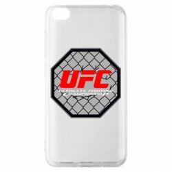 Чехол для Xiaomi Redmi Go UFC Cage