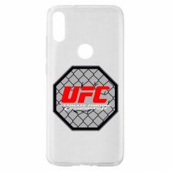 Чехол для Xiaomi Mi Play UFC Cage