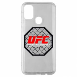 Чехол для Samsung M30s UFC Cage